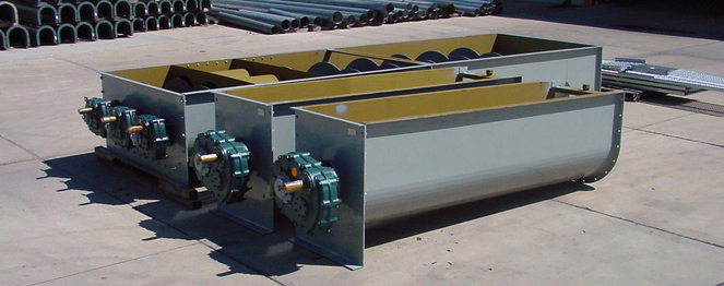 Screw Conveyors Image